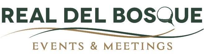 Logo Events and Meetings Real del Bosque