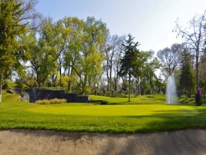 campo de golf ejecutivo