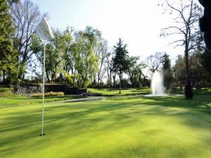 campo de golf en tula